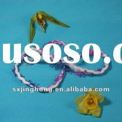 1.3Nm acrylic pigtail fancy yarn for hand knitting JH8056