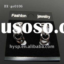 2011 Fashion sterling silver earring