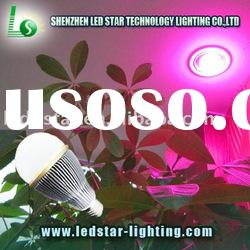 2011 NEW 15W(15*1W) led bulb light with red,green,blue,orange,white