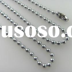 2012 Fashion decorative metal bead chain