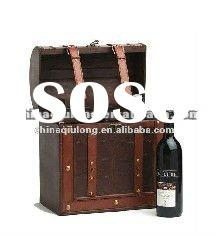 2012 HOT Wooden wine case for gift