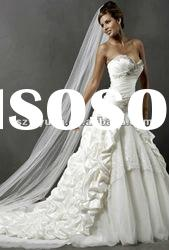 2012 new style beaded lace sweetheart Exquisite Bridal Mermaid Wedding Dress