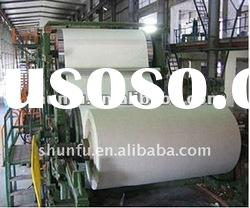 2400 type good quality toilet tissue paper machine
