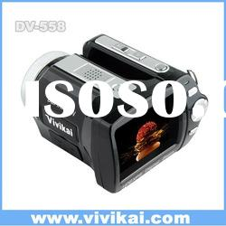 "2.4"" LCD screen HD digital video camera/digital camera"