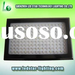300W(144*2W) triband hydroponic led plant grow light in special effects