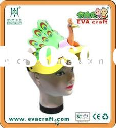3D EVA Foam Cute Animal Hat, Promotion Gifts