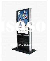 42 inch free standing durable water-proof outdoor digital signage