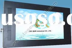 "47"" Digital signage player , LCD AD player"