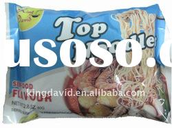 85g Seafood Flavour Fried Instant Noodles in Pack