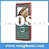 A520 Dual Sim Unlocked GSM Cell Phone with TV