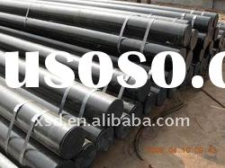 API 5L /ASTM A106/A53 GrB Carbon Seamless Steel Pipes
