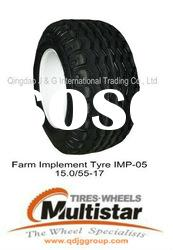 Agricultural traction Implement Tyre/Tire 15.0/55-17