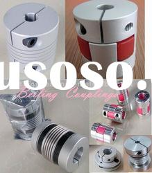 Aluminium Motor Shaft Couplings And Flexible Couplings