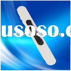 Aluminum sliding door hook lock 26mm wide