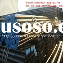Beijing Manufacturer FOB CIF CFR Price API 5L ASTM A53 A106 Seamless Carbon Steel Pipe