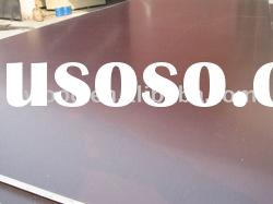 Best quality with brown film faced plywood