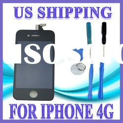 Brand-new for iPhone 4 4G LCD Touch Screen Assembly + TOOLS + Glass Digitizer