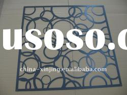 CNC perforated wall board /decorative panel