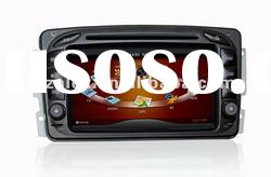 Car Multimedia DVD Player GPS Navigation Two Din vehicle-mounted for Old Benz