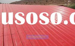 Colorful Corrugated Steel Roofing roof & wall panels