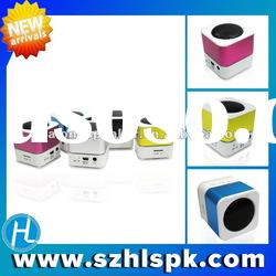 Competitive price with high quality rechargeable mini speaker