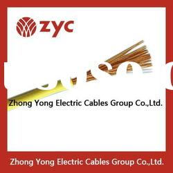 Copper conductor PVC insulated flexible wire HO5V-K