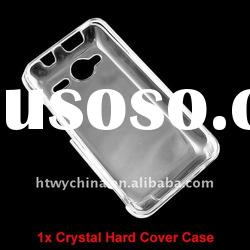 Crystal Clear Hard Cover Case For HTC Evo Shift 4G