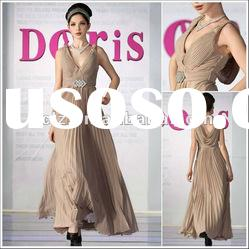 D30309 on sale women long evening gowns Free shipping