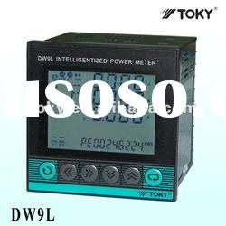 DW9L 3 Phase Digital Active Power Meter / Smart Energy Meter