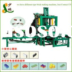 Factory model QM3-20 brick making machine(brick making machine,block making machine)