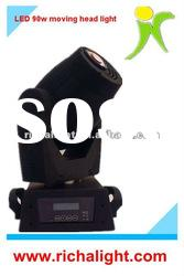 Factory outlet led 90w moving head light rotating stage light (RL-S90)