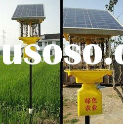 Fashionable solar radial insect killer lamps for outdoor