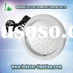 Full spectrum 50W UFO led grow light with red660nm for flowering/fruiting