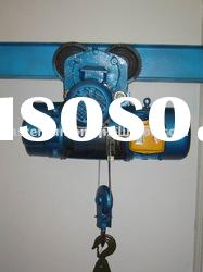 High quality CD1 wire rope electric hoist