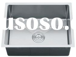 High quanlity Apule stainless steel kitchen washing sink