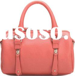 Hot sale lady leather tote bag fashion