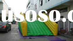 Inflatable ramp for zorb ball