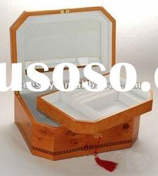 Luxury Wooden Jewellery Case