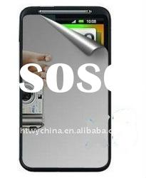 Mirror LCD Screen Protector Film For HTC Desire HD