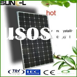 Mono Solar Panel/Module 190w with Ideal Price