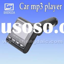 New FM Transmitter Car MP3 Player with LCD display