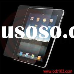 New Reusable Transparent hot selling ultra-clear for ipad 2 screen protector