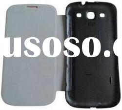 New arrival leather Case for Samsung I9300