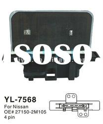 New blower motor resistor for Nissan ,OE 271502M105
