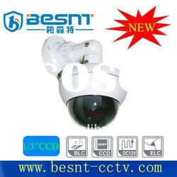 Newly 1/3''SONY CCD 600tvl high resolution IR CCTV Dome camera BS-6620