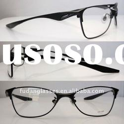 OK Bracket 2.1 22-120 Matte Black titanium frame optical frames stylish glasses frame for men