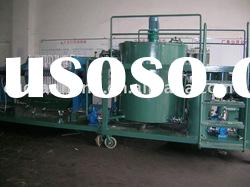 ORS waste lubricant oil regenerator/oil purifier/oil recycling machine