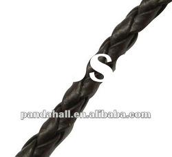PU Leather Cord Wholesal, Jewelry Making, CoconutBrown, 3mm, 100yard/roll(WL-H008-3)