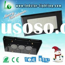 Popular in USA/Canada 75 gallon bridgelux 120 watt led aquarium lighting blue moon light 14000k