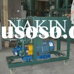 Press Type Cooking Oil Processing Device